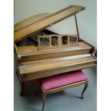 Chickering Cherry French Provincial Grand. $3,995