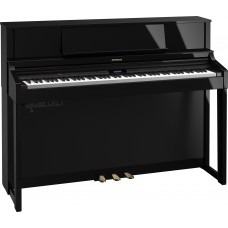 Roland LX-7 Highly Polished Ebony Finish