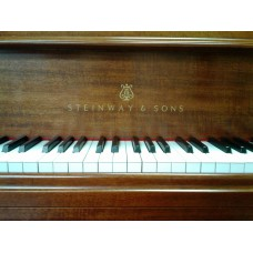 "Steinway Model L 5'10"" Grand Piano"