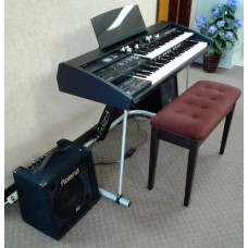 Roland AT-350 portable organ $3,995 Package