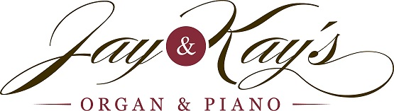 Jay and Kay's Organ and Piano Logo